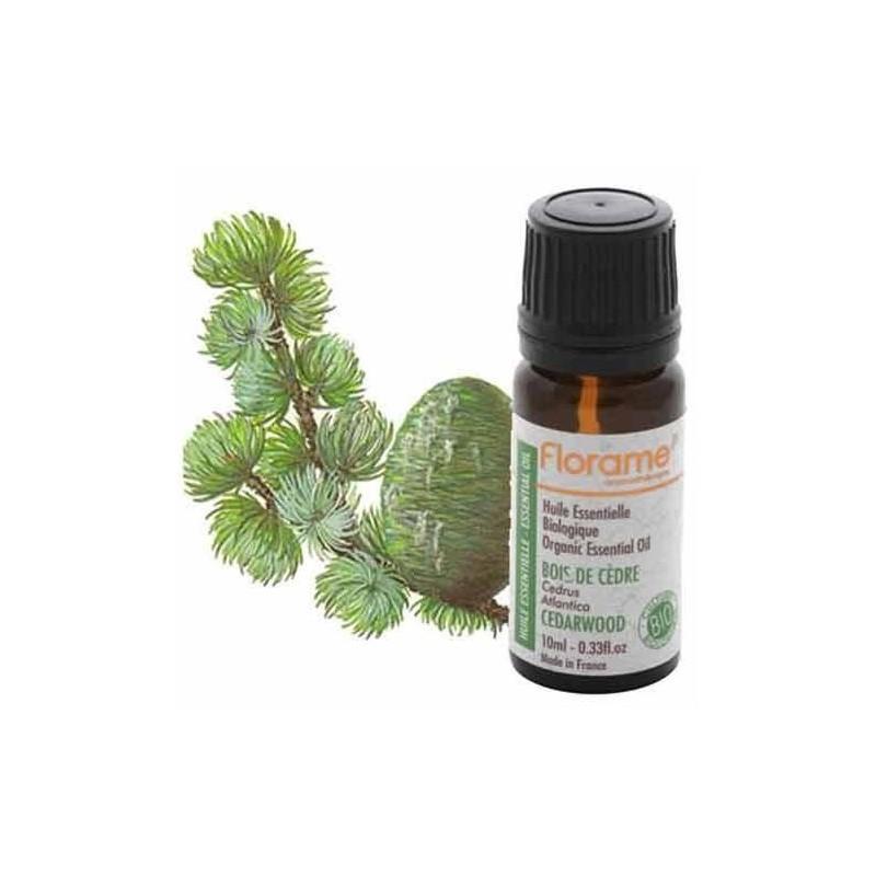 Huile essentielle bois de c dre florame gouttes - Huiles essentielles contre mites ...