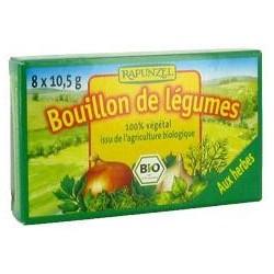 BOUILLON DE LEGUMES aux Herbes