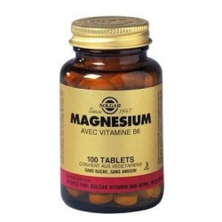 MAGNESIUM avec Vitamine B6
