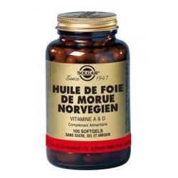 HUILE DE FOIE DE MORUE Norvégien