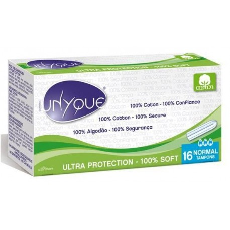 TAMPONS Ultra Protection Normal