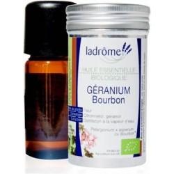 HUILE ESSENTIELLE Bio Géranium