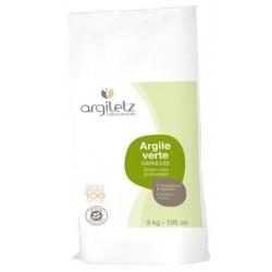 ARGILE VERTE Granulée