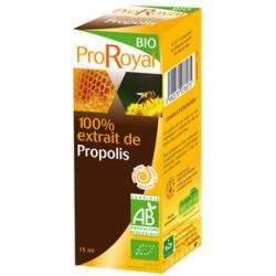 PROROYAL BIO 100% Extrait de Propolis