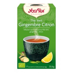 THE VERT Gingembre Citron