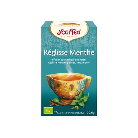 REGLISSE MENTHE Egyptian Spice