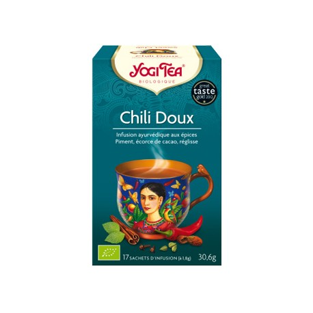 SWEET CHILI Mexican Spice -CHILI DOUX