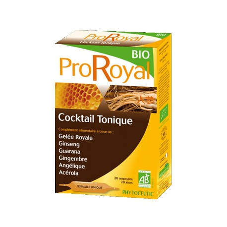 PROROYAL BIO Cocktail Tonique