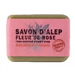 SAVON D'ALEP Fleur de Rose