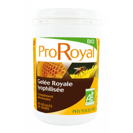 PROROYAL BIO Gelée Royale Lyophilisée