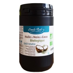 HUILE DE NOIX DE COCO Désodorisée