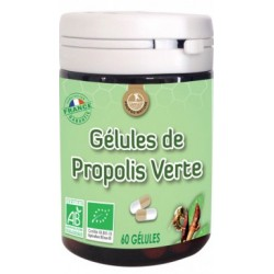 GELULES DE PROPOLIS VERTE Bio