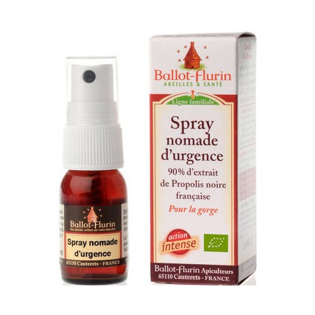 SPRAY NOMADE D'Urgence