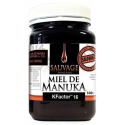 MIEL DE MANUKA Sauvage KFactor 16