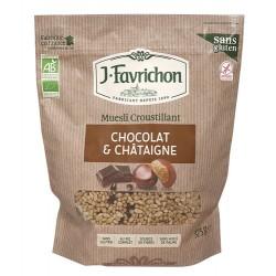MUESLI Croustillant Chocolat Châtaigne