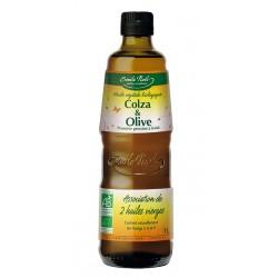 HUILE VIERGE de Colza-Olive