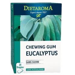 CHEWING GUM Eucalyptus