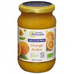 PREPARATION FRUITS Orange Amère Bio