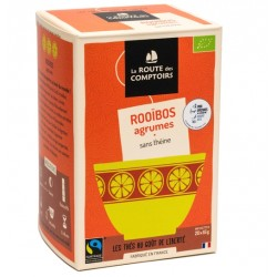 ROOIBOS Thé Rouge Agrumes
