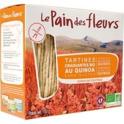 PAIN DES FLEURS Tartines Craquantes au Quinoa