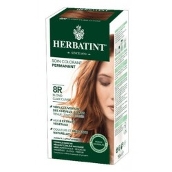 GEL COLORANT Permanent 8R Blond Clair Cuivré