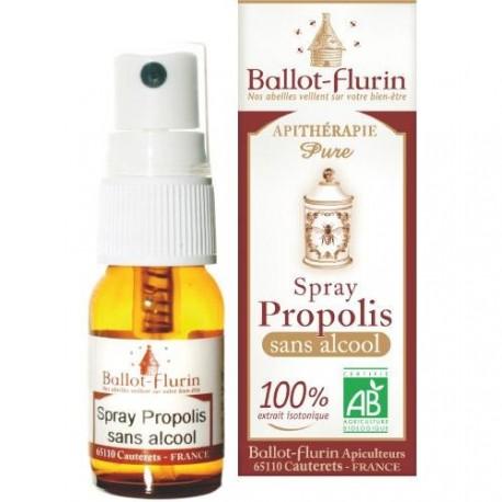 SPRAY PROPOLIS Sans Alcool