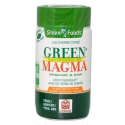 GREEN MAGMA Poudre