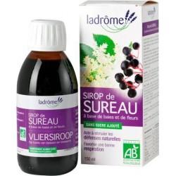 SIROP de Sureau Bio