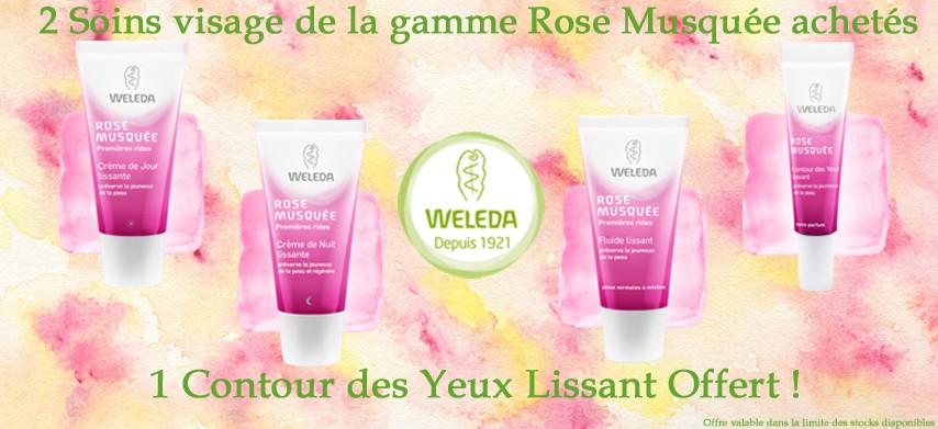 Rose Musquée Weleda