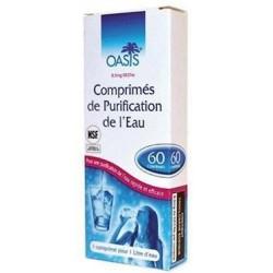 OASIS Comprimés Purification de l'Eau