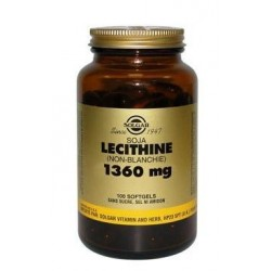SOJA LECITHINE 1360 mg
