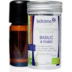 HUILE ESSENTIELLE Bio Basilic