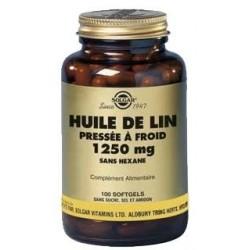 HUILE DE LIN 1250 mg