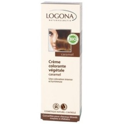 CREME COLORANTE VEGETALE Caramel