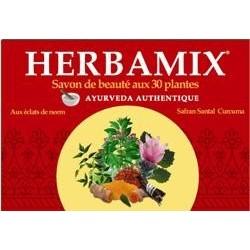 HERBAMIX SAVON DE BEAUTE aux 30 Plantes