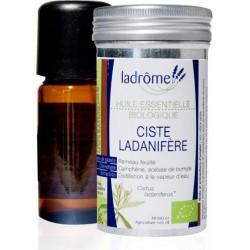 HUILE ESSENTIELLE Bio Ciste Ladanifère