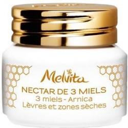 APICOSMA Nectar 3 Miels et Arnica