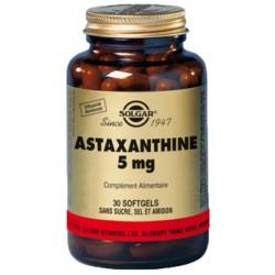 Astaxanthine 5mg