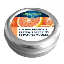BONBONS Propolis et Extrait de Pépins de Pamplemousse