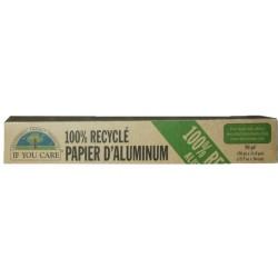 Papier Aluminium Recyclé