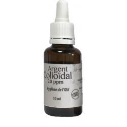 ARGENT COLLOIDAL Hygiène de l'Oeil