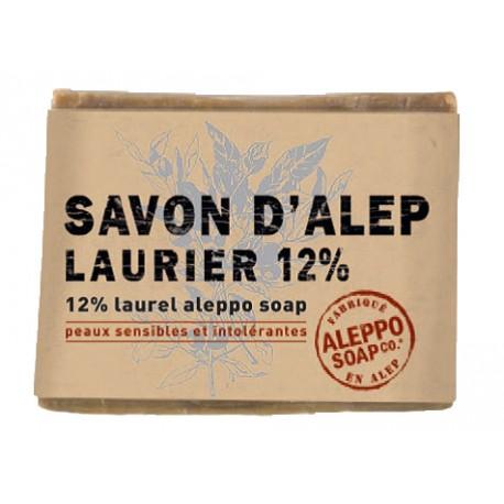 Savon d'Alep Fleur Laurier