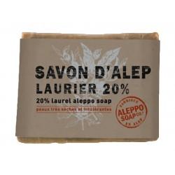 SAVON D'ALEP Laurier 20%