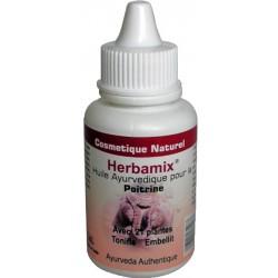 Herbamix Huile Ayurvédique Poitrine et Cou
