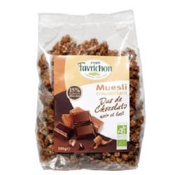 Muesli Croustillant Duo de Chocolats