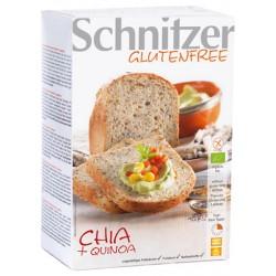 Pain Chia+Quinoa