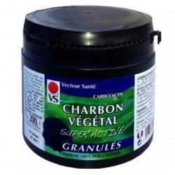 Charbon Végétal Super Activé Granulés