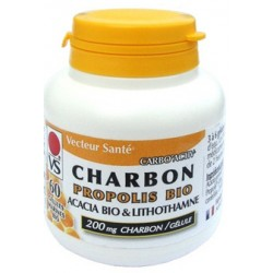 Charbon Propolis Acacia & Lithothamne