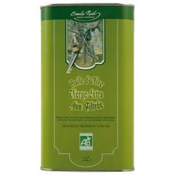 Huile d'Olive Vierge Extra Non Filtrée