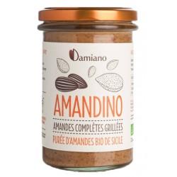 AMANDINO Amandes Complètes Grillées